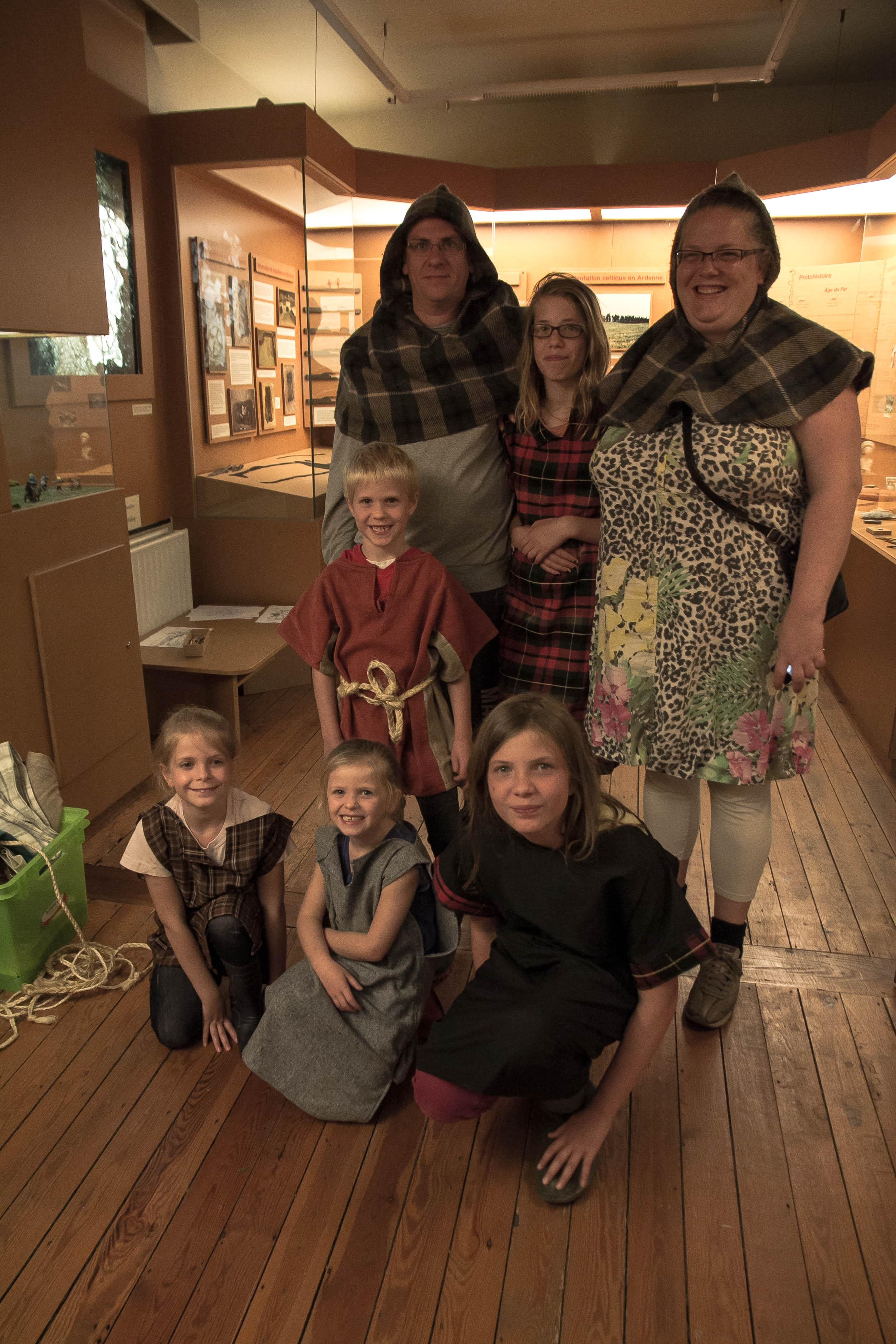 Fête des familles – le Musée a 20 ans! photo