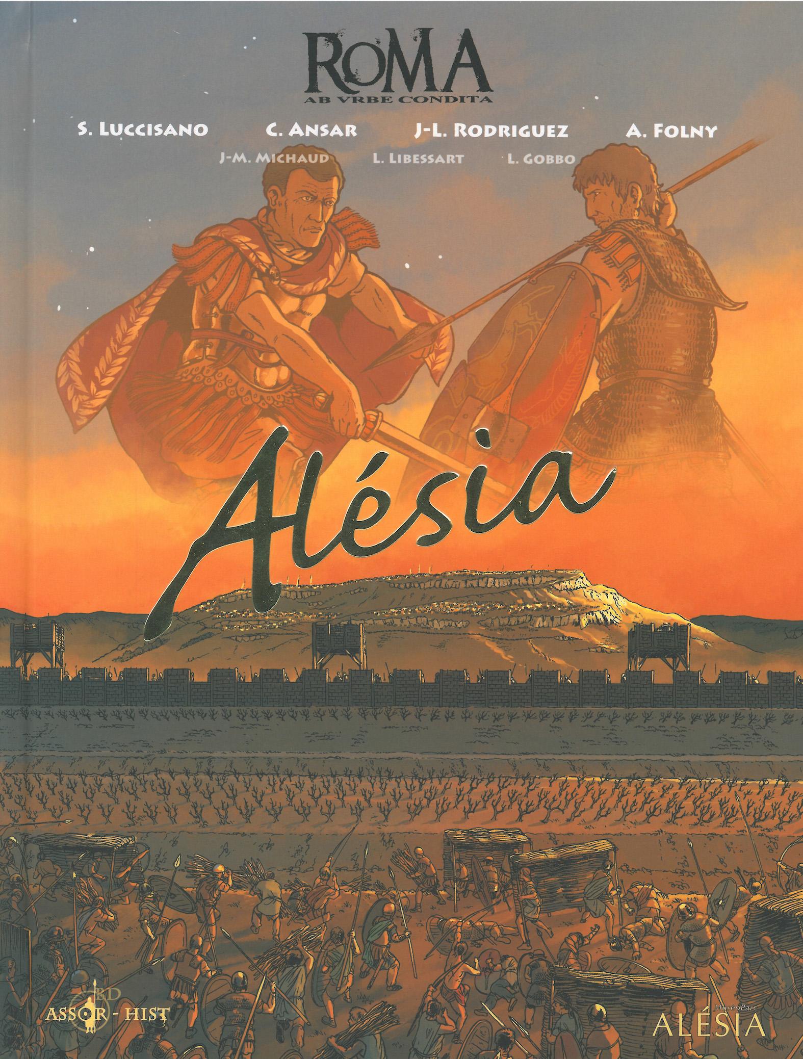 Alesia (BD)