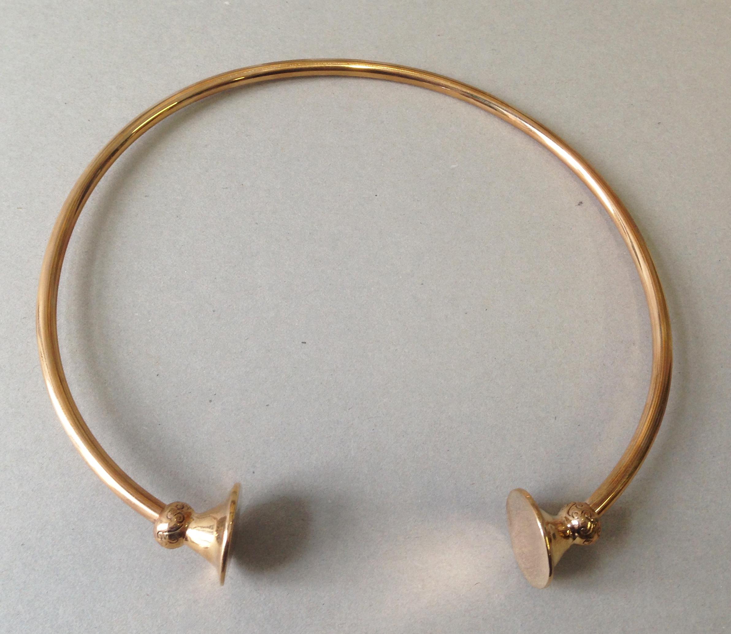 Torque simple en bronze