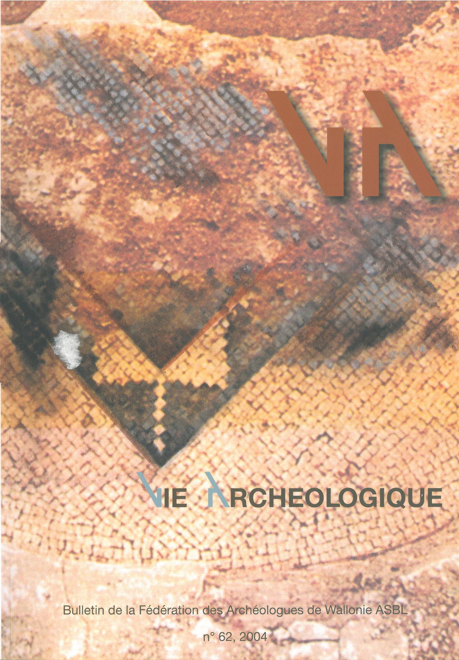 Vie Archéologique n° 62