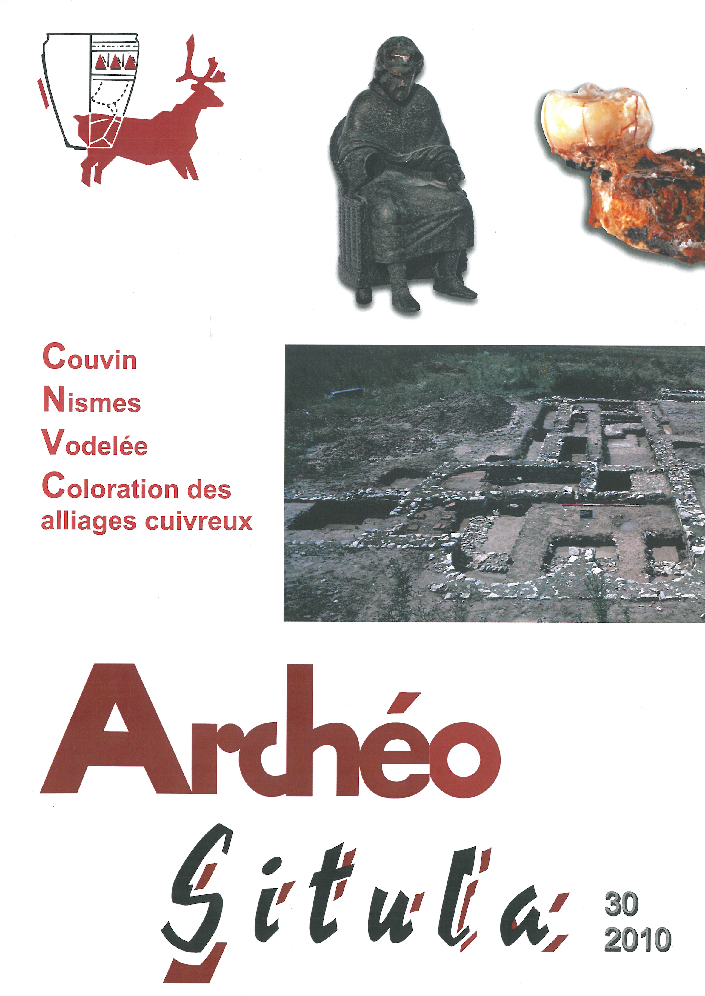 Archéo-Situla 30 – 2010