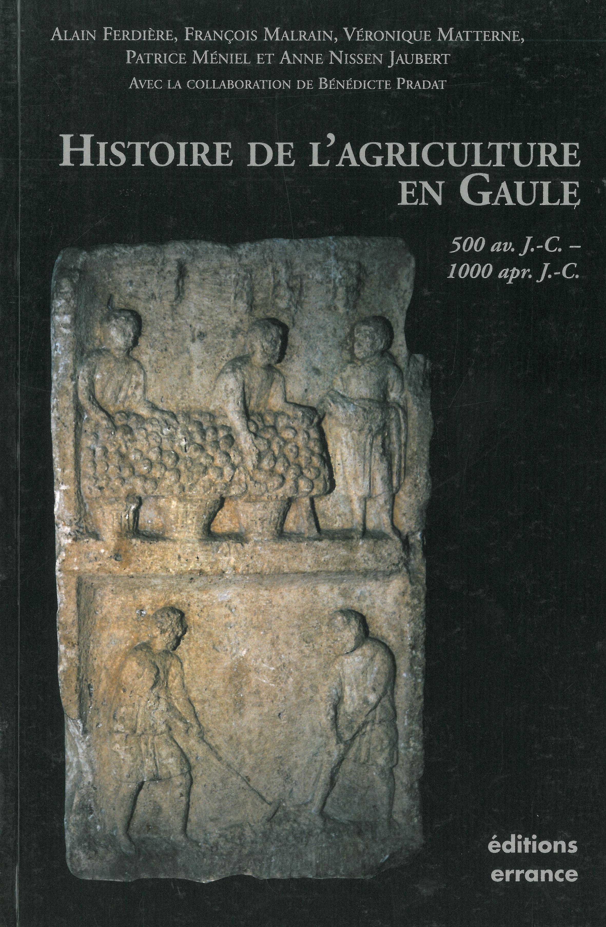 Histoire de l'agriculture en Gaule, 500 av. J.-C. – 1000 apr. J.-C.
