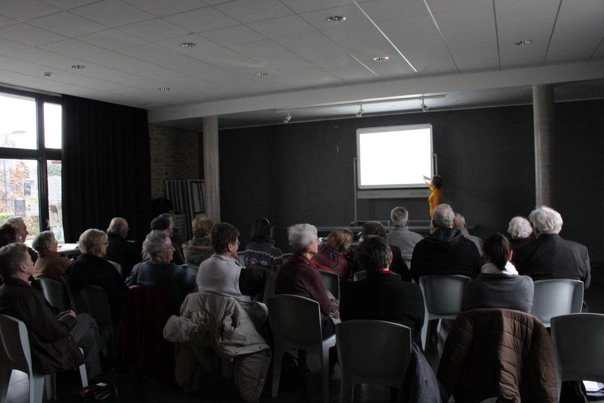 Des conférences sur le thème de l'eau photo