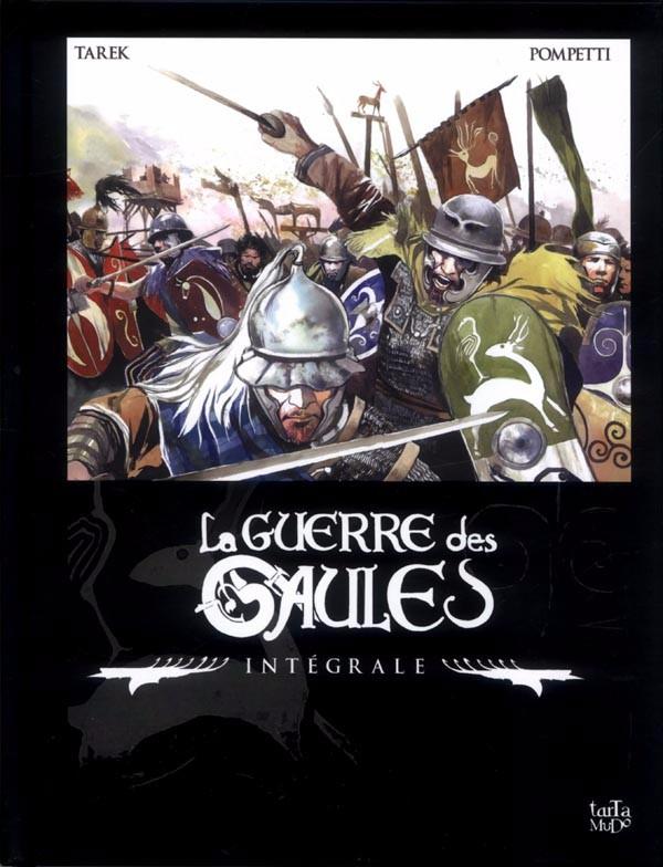 La guerre des Gaules – Intégrale (BD)