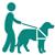 Bienvenue aux chiens d'assistance